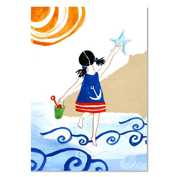 Card - Wave Skipper