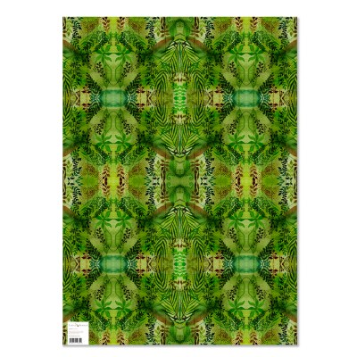 Tropic Heat Wrapping Paper