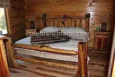 rustic beds