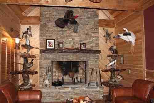 Rustic Fireplace Mantels Fireplace Mantel Littlebranch
