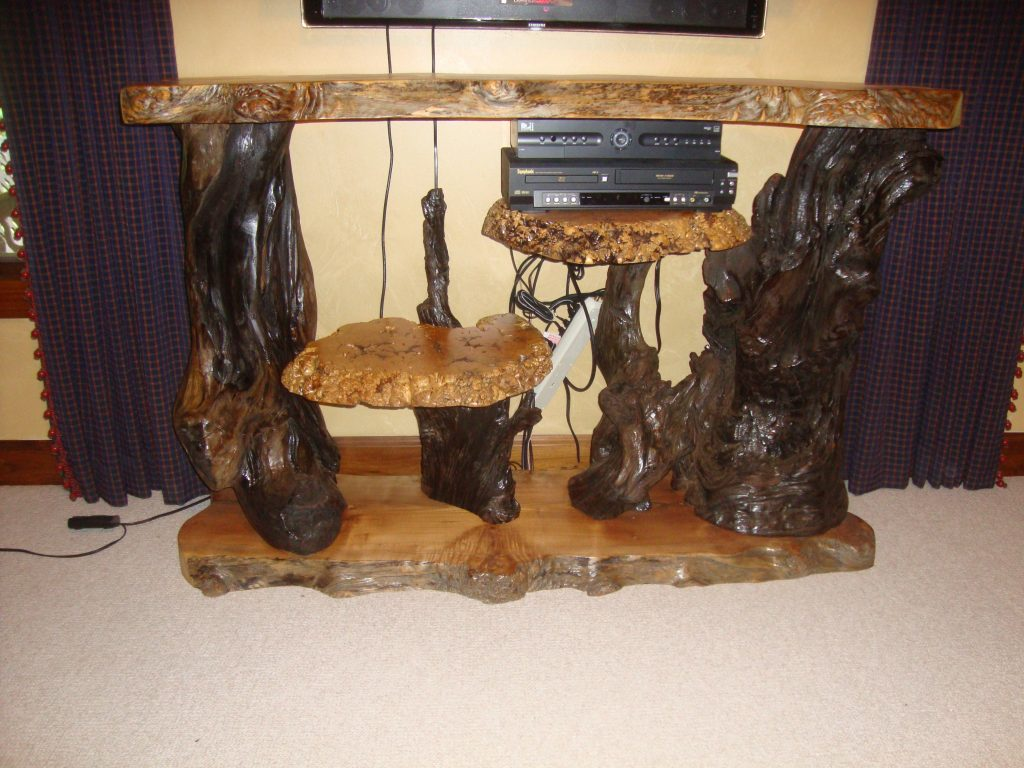 burl furniture