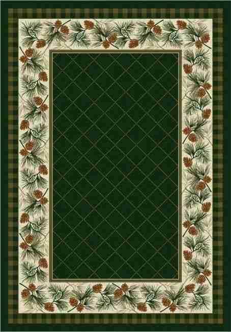 Evergreen | Southwestern Rugs by American Dakota