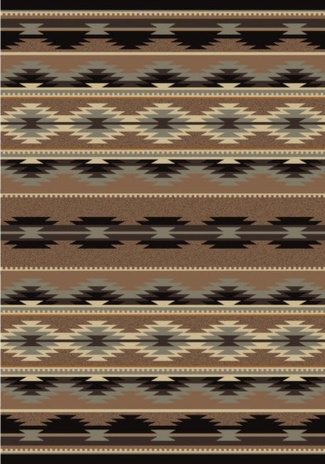 Medicine - Light | Southwestern Rugs by American Dakota