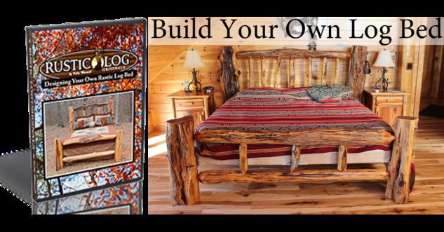 build log furniture