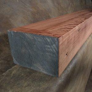 rustic mantel