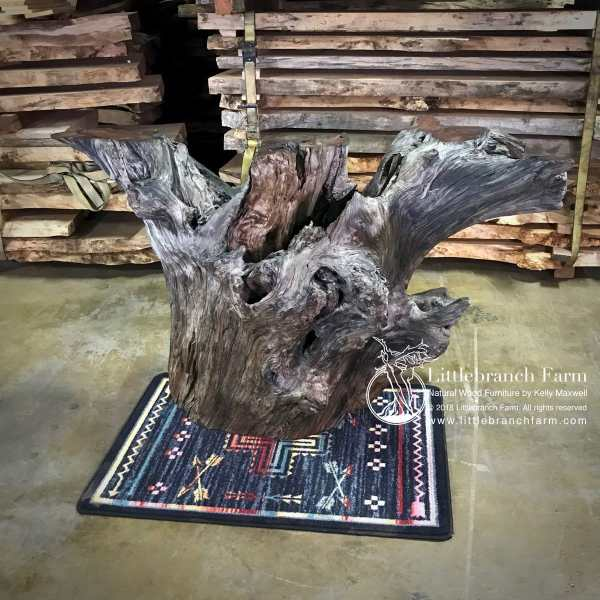 Driftwood wood table