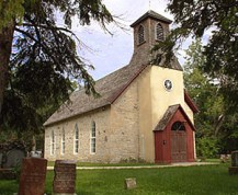 Little Britain United Church, est. 1874