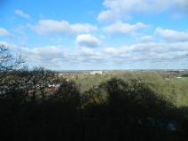 Beautiful view of Eton and beyond