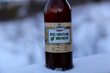 Epic Venture IPA - Little Brother Brewery