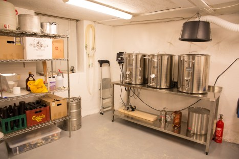 Little Brother Brewery - Equipment