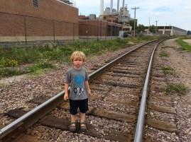 Look! More railroad crossings!