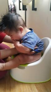 baby potty training