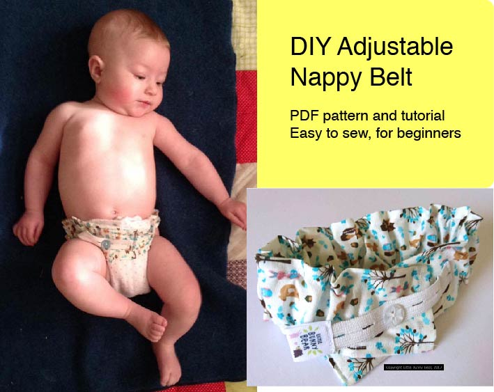diaper belt nappy belt