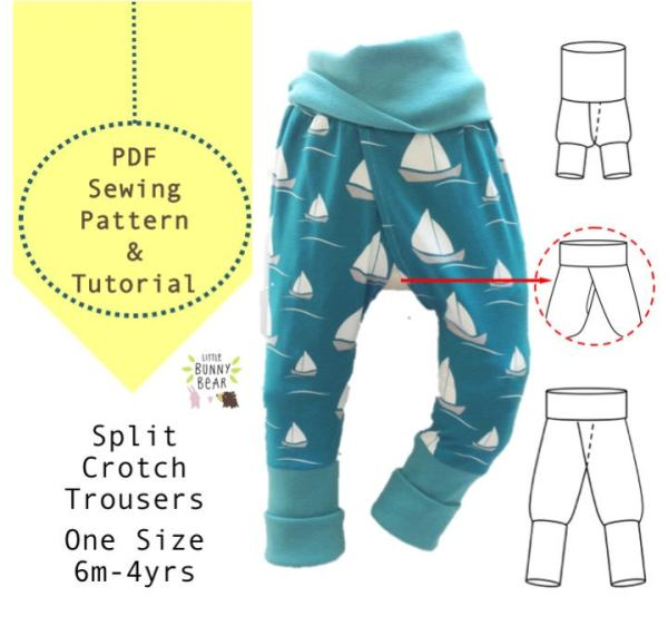 EC sewing pattern