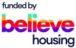 funded by Believe logo