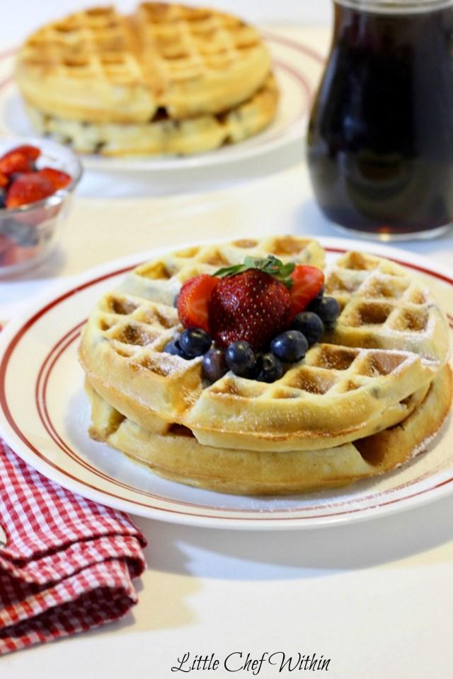 begian-waffles