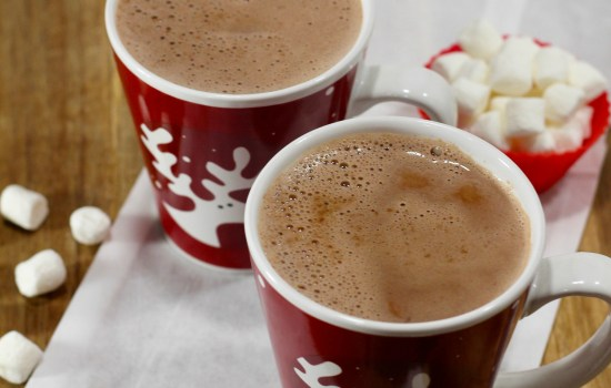 Kids in the Kitchen: Cookbook Adventures- Hot Cocoa Recipe