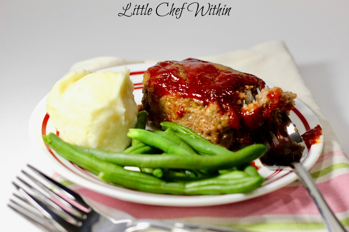Mini Meatloaf - Gluten Free