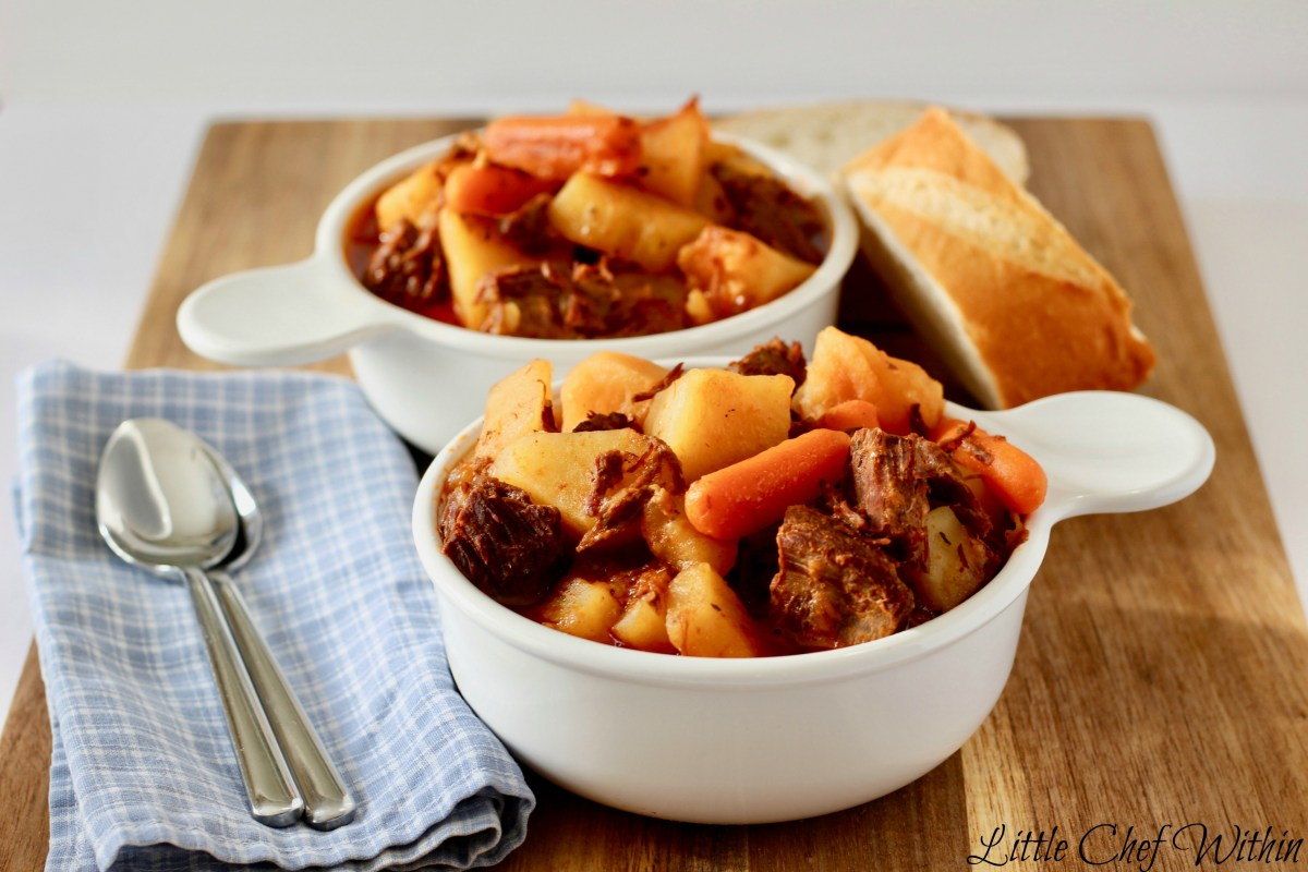 Mom's Beef Stew