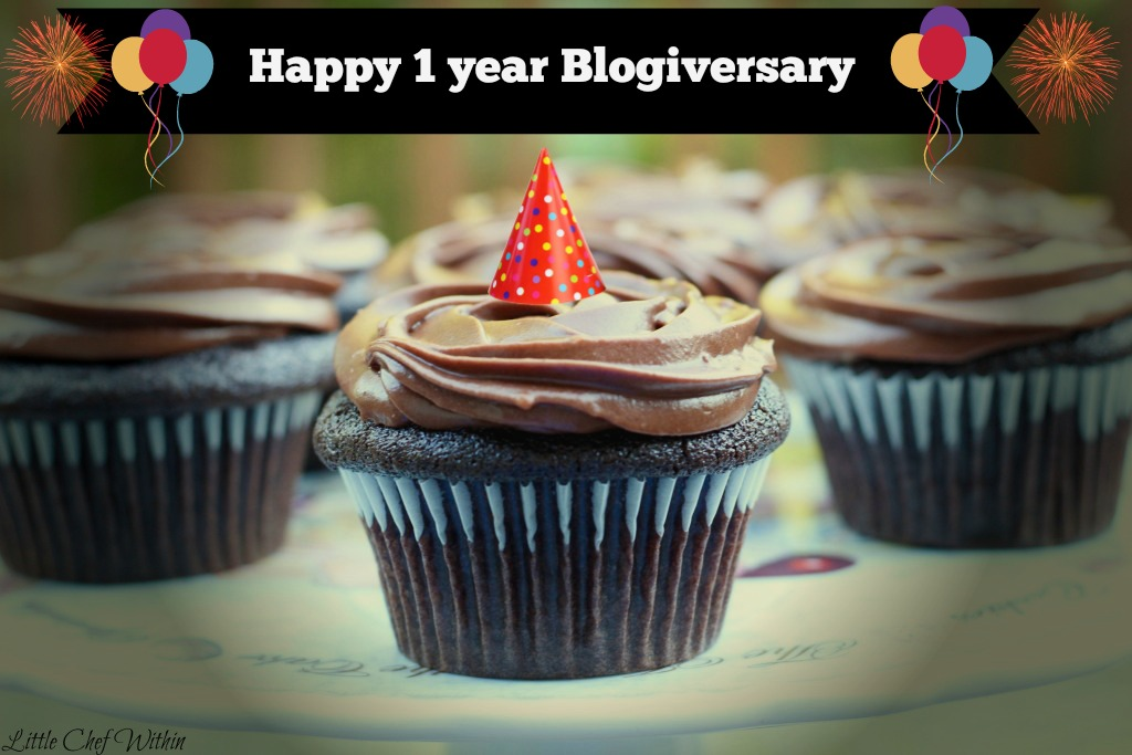 1 year Blogiversary and a FREEBIE