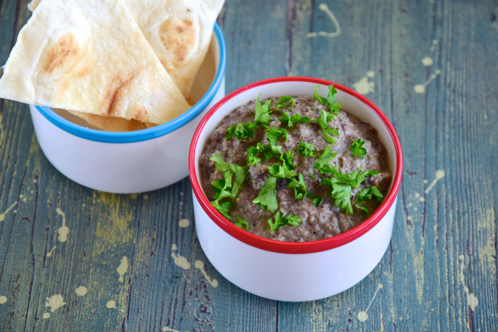 Healthy bean dip recipe for weight loss