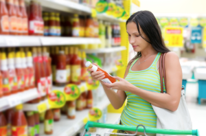 healthy shopping ingredients