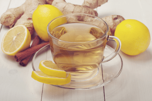 Ginger-Lemon-Green-Tea-