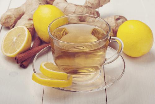 Ginger-Lemon-Green-Tea-