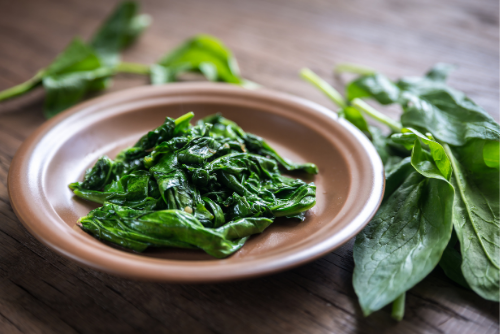 cooked-spinach
