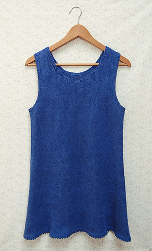 Linen Tunic by Purl Soho