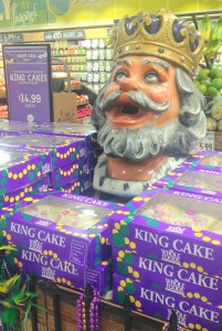 King Cake Stand