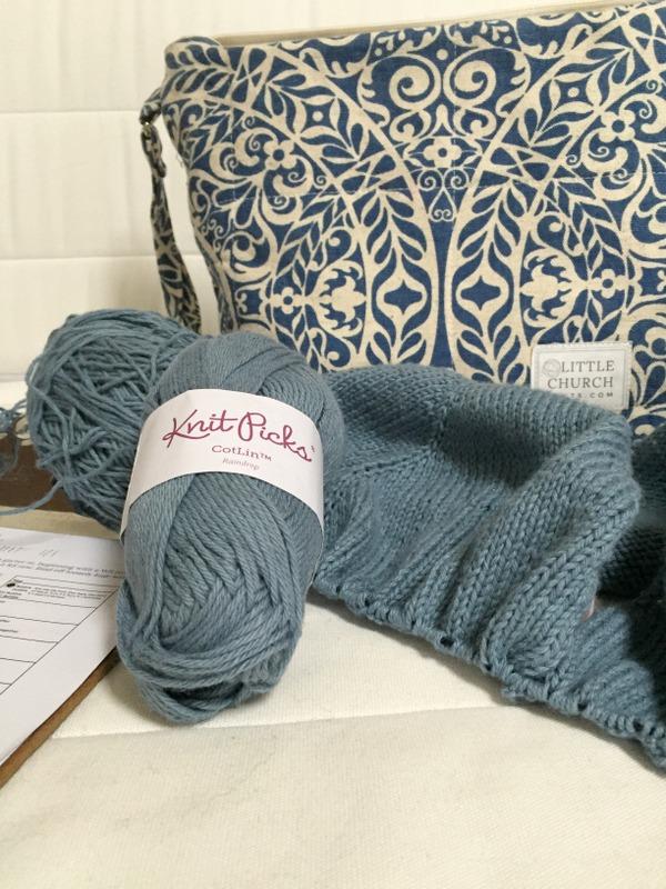 Cotton/Linen Martha