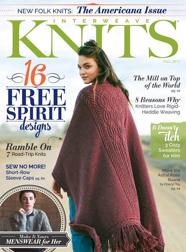Interweave Knits Fall 2017