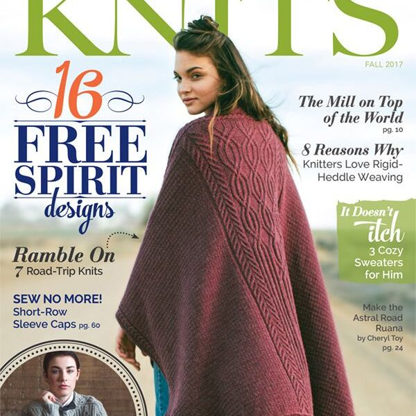 Interweave Knits Fall 2017