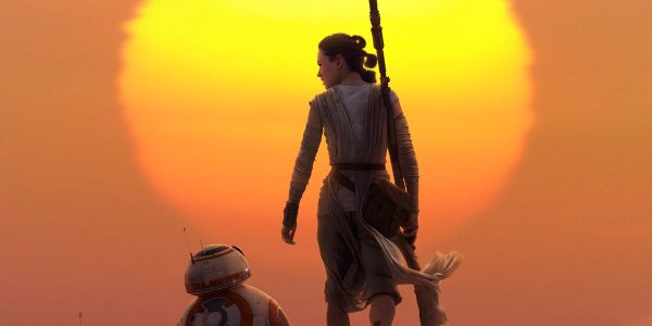 BB8 and Rey