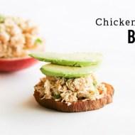 Paleo Almond Chicken Salad