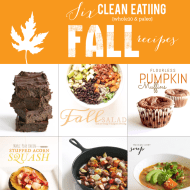 6 Paleo Fall Recipes
