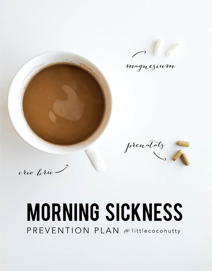 Morning Sickness Remedy