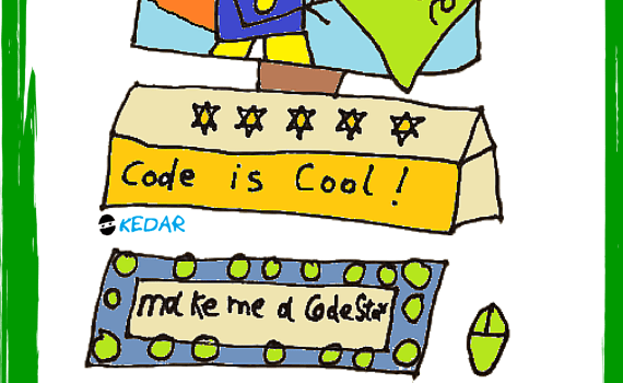 Today I will code as if I am a super code kid!