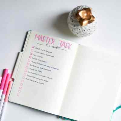 5 Essential Bullet Journal Pages with Erin Nichols