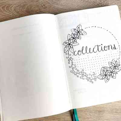 3 Reasons to Keep a Collections Journal with Ashlyn of Nittany Bujo