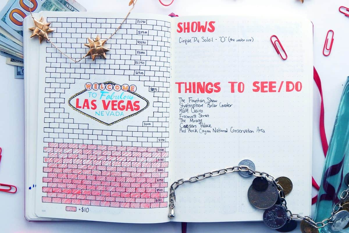 Vacation Budget Tracker