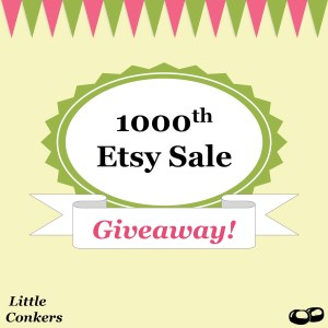 Little Conkers Giveaway