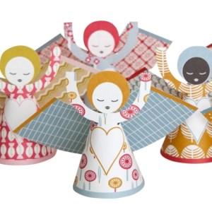 Jurianne Matter Card Angels