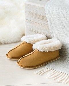 Celtic & Co Sheepskin Booties