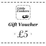 Little Conkers Gift Voucher