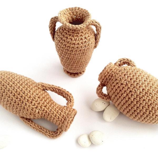 Amphorae Crochet Pattern