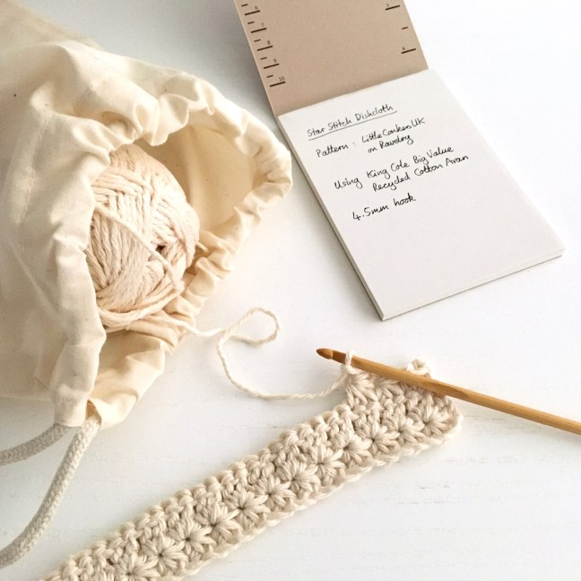 Eco-friendly Gift Set for Crocheters