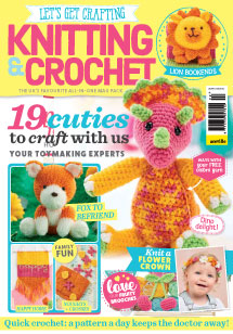 Let's Get Crafting Issue 92