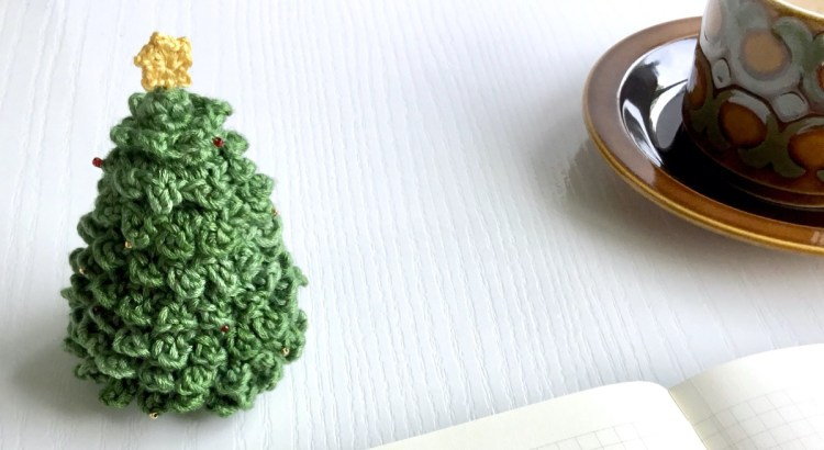 Miniture tabletop Christmas Tree